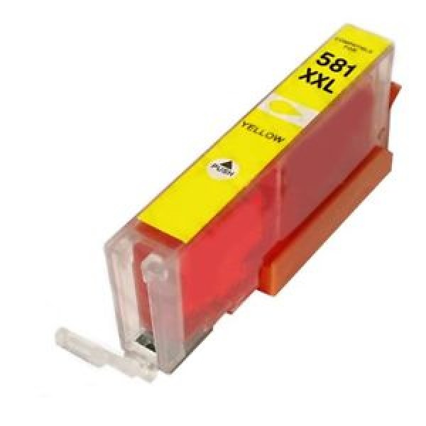 Cartus compatibil Canon 581 XXL Yellow