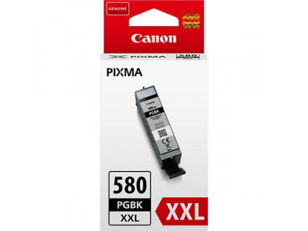 Cartus original Canon 580XXL Black
