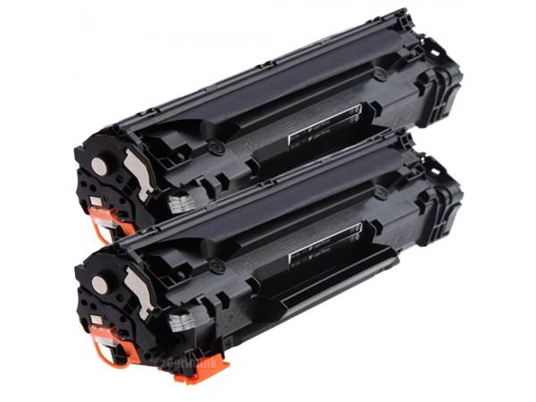 Canon 725 Set 2 Cartuse Toner Compatibil