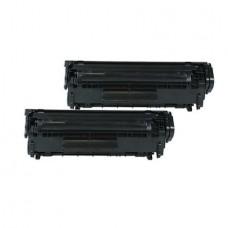 HP Q2612a Set 2 Cartuse Toner Compatibile