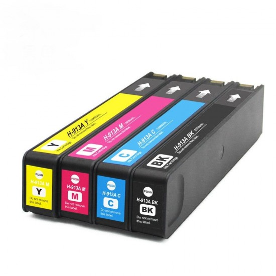 Cartus compatibil HP 913 Black