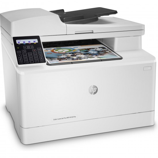 Multifunctional laser color HP LaserJet Pro M181fw