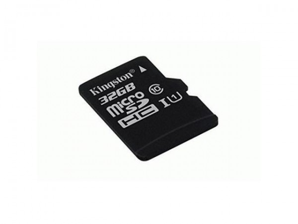 Card de memorie Kingston MicroSDHC, 32GB