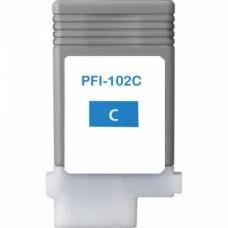 Cartus compatibil cerneala Canon PFI - 102C