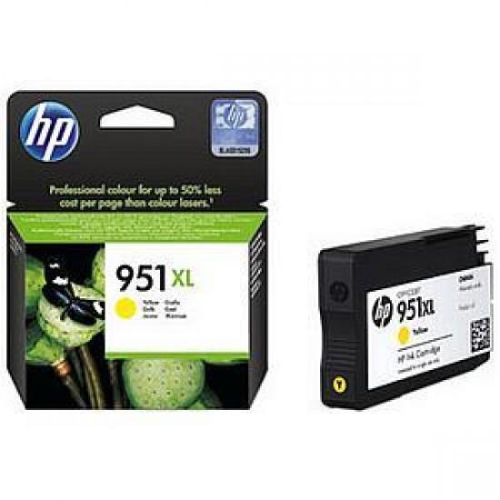 Cartus original HP 951XL Yellow