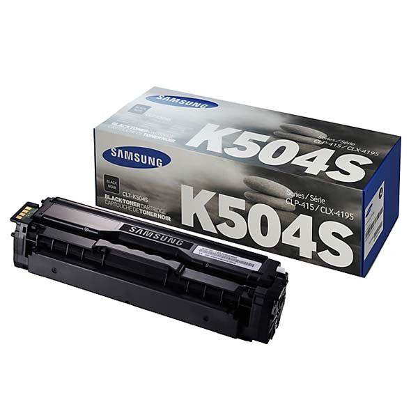 Cartus original Samsung CLT - K504S