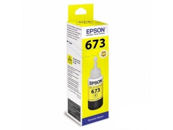 Cerneala originala Epson T6734 Yellow