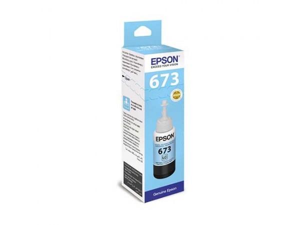 Cerneala originala Epson T6735 Light Cyan