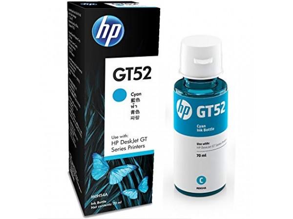 Cerneala originala HP GT52 Cyan