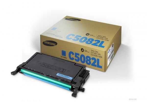Cartus original Samsung CLT-C5082L