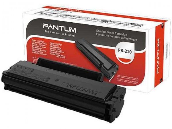 Cartus toner original Pantum PA-210 ( 1600 pagini)