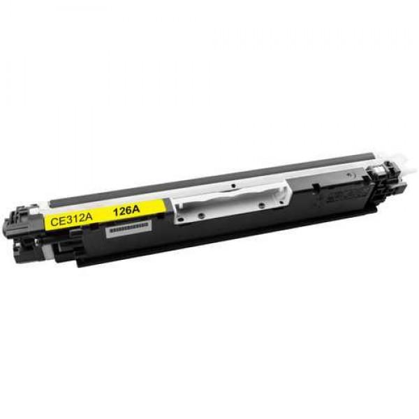 Cartus compatibil HP CE312A