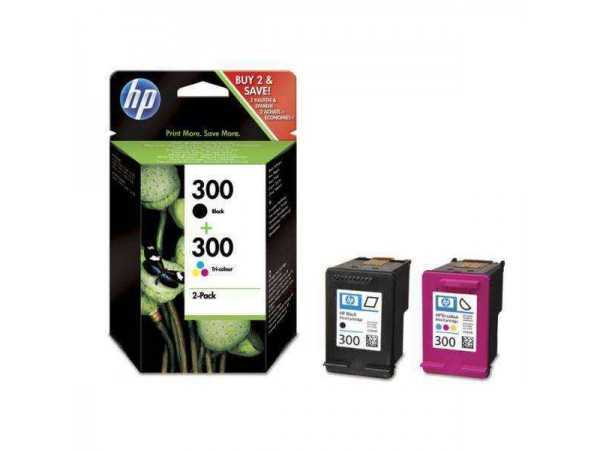 Cartus original HP 300+300 PACK