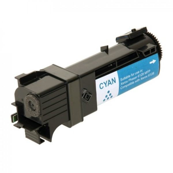 Xerox 6128 Cyan Cartus laser compatibil