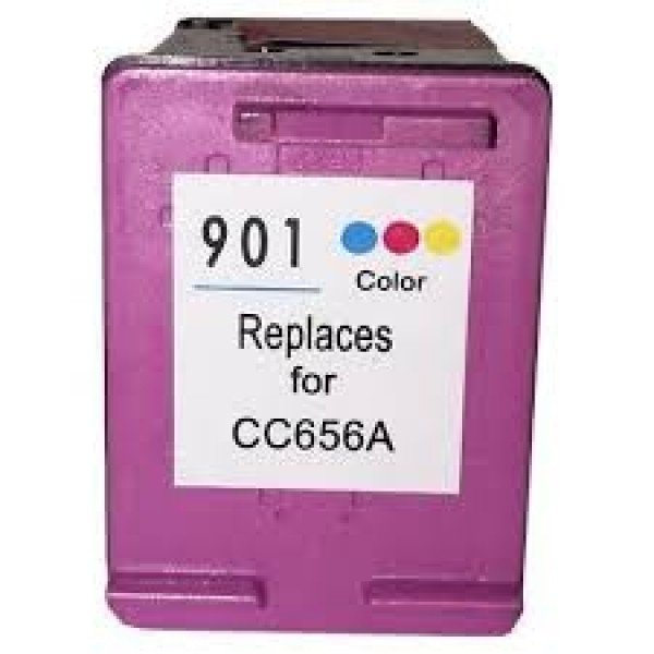 Cartus compatibil HP 901 Color