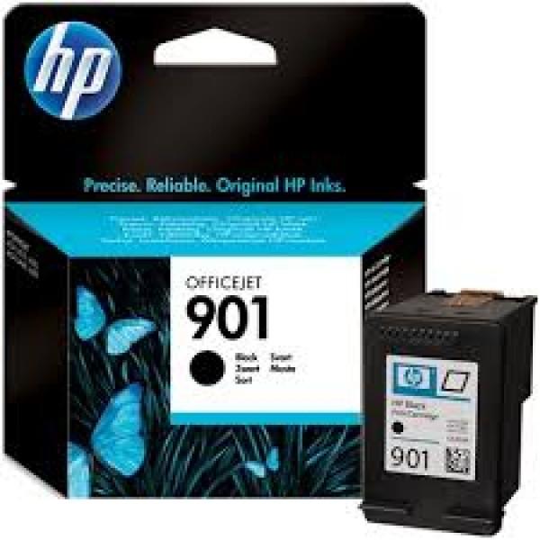 Cartus original HP 901 Black