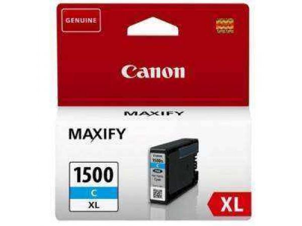 Cartus Original Canon 1500 XL Cyan