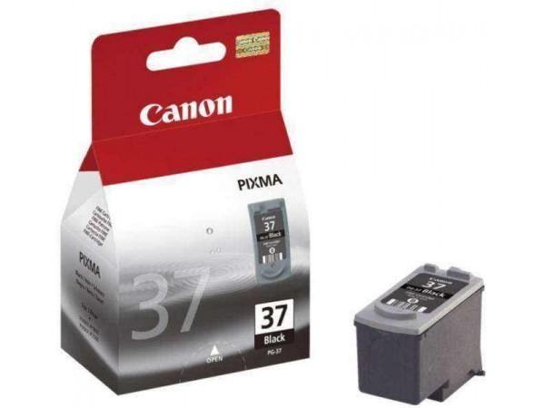 Cartus original Canon 37 Negru