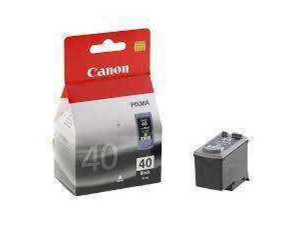 Cartus original Canon 40 Negru