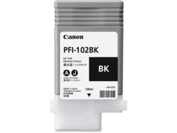 Canon Dye Black PFI-102BK Cartus cerneala