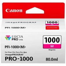 Canon Magenta PFI-1000M Cartus cerneala