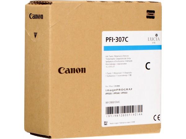 Canon PFI-307C Cartus cerneala original