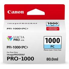 Canon Photo Cyan PFI-1000PC Cartus cerneala