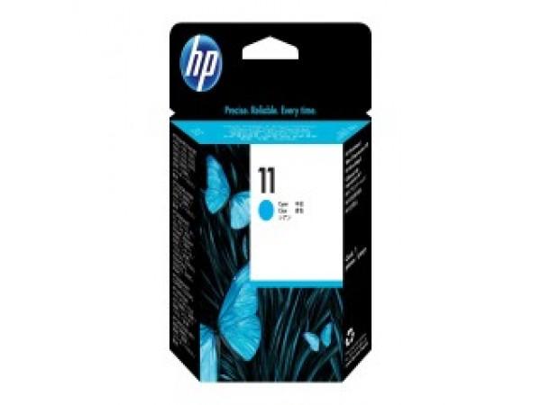 Cap de printare original HP 11 Cyan C4811A