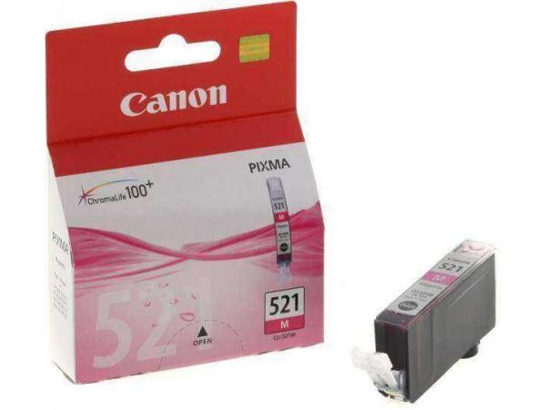 Cartus Original Canon 521 Magenta