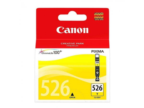 Cartus Original Canon 526 Yellow