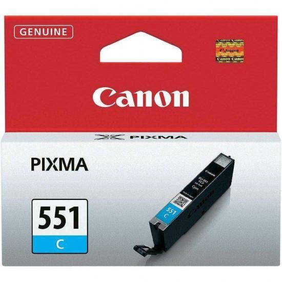 Cartus Original Canon 551 Cyan