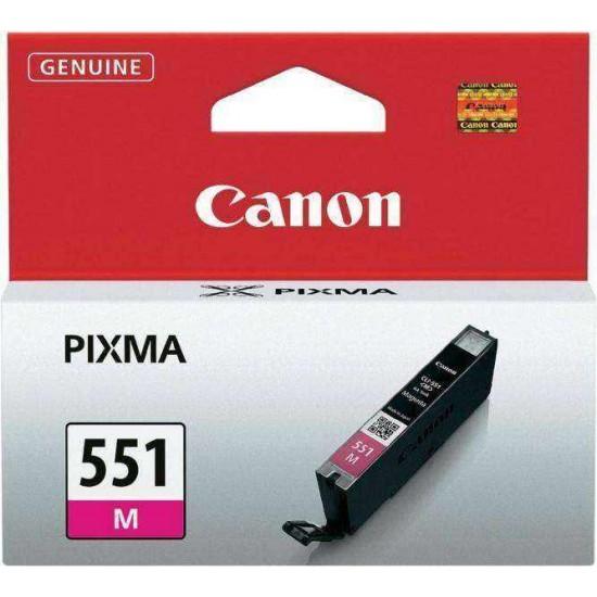 Cartus Original Canon 551 Magenta