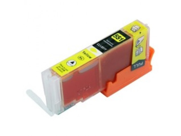 Cartus compatibil Canon 551XL Yellow
