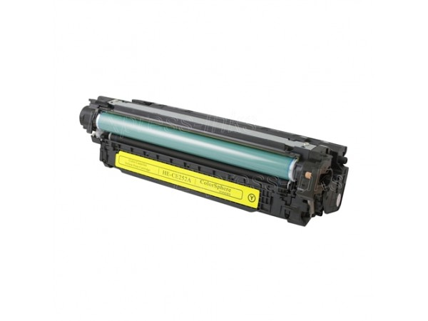Cartus compatibil HP CE252A YELLOW