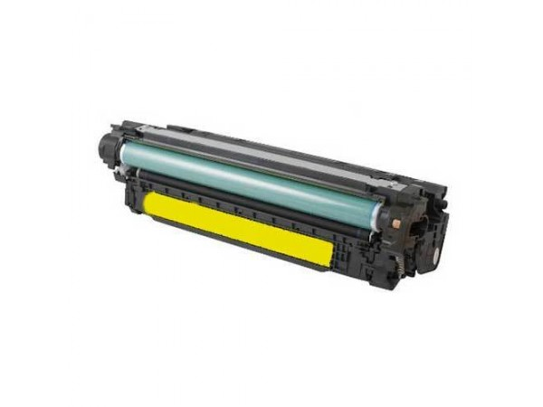Cartus compatibil HP CE262 YELLOW