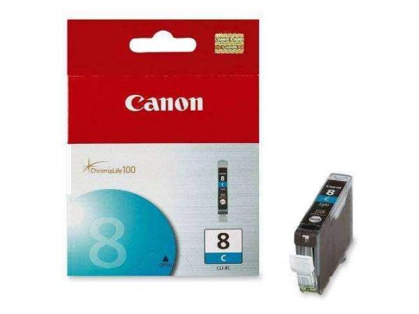 Cartus Original Canon 8 Cyan