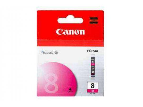 Cartus Original Canon 8 Magenta