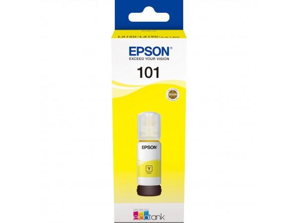 Cartus original Epson 101 yellow