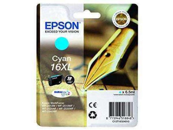 Cartus Original Epson 16 XL Cyan