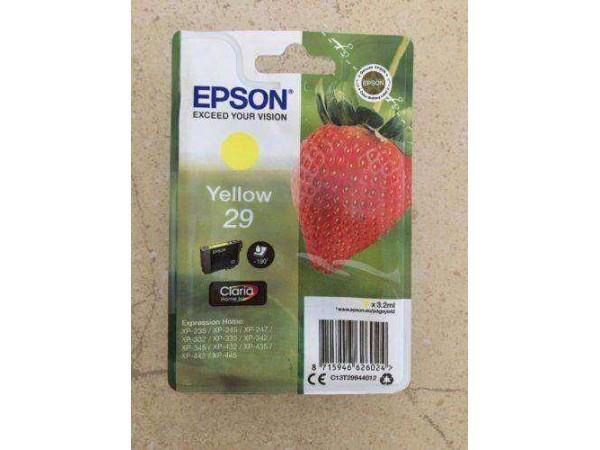 Cartus original Epson 29
