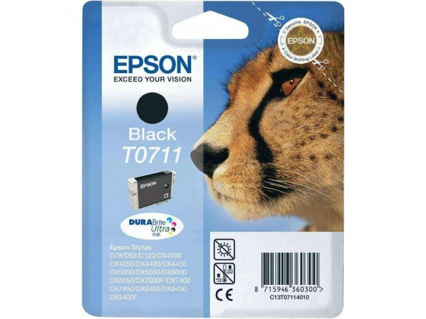 Cartus original Epson T0711