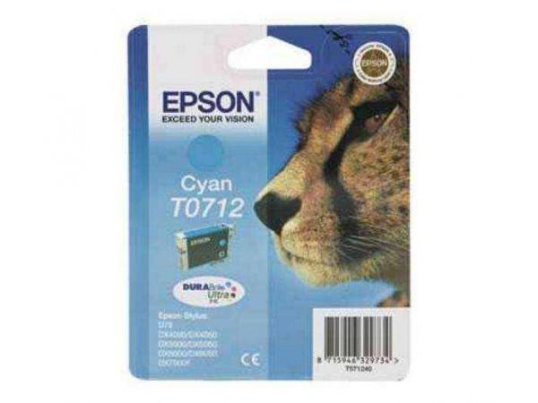 Cartus original Epson T0712
