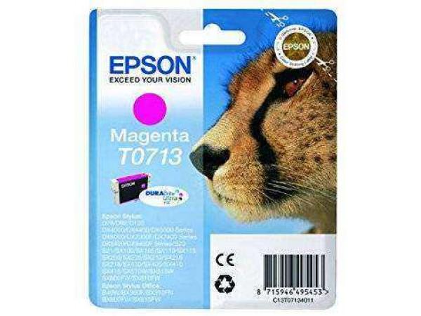 Cartus original Epson T0713