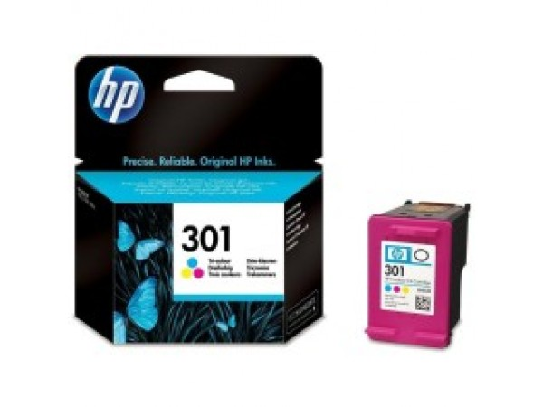 Cartus original HP 301 Color