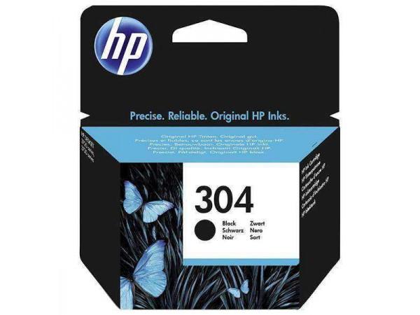 Cartus original HP 304 Negru