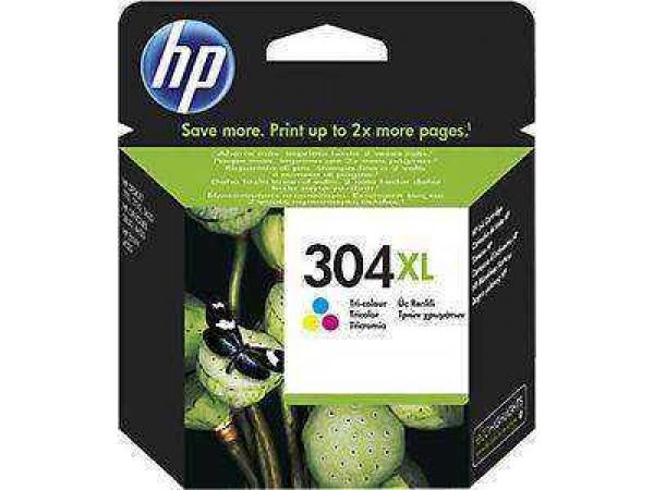 Cartus Original HP 304 XL Color
