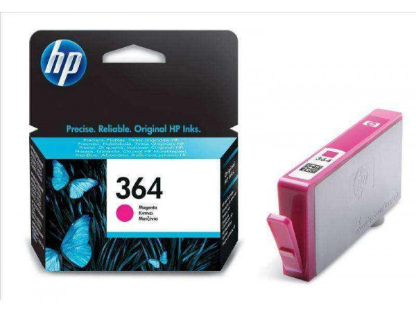 Cartus Original HP 364 Magenta