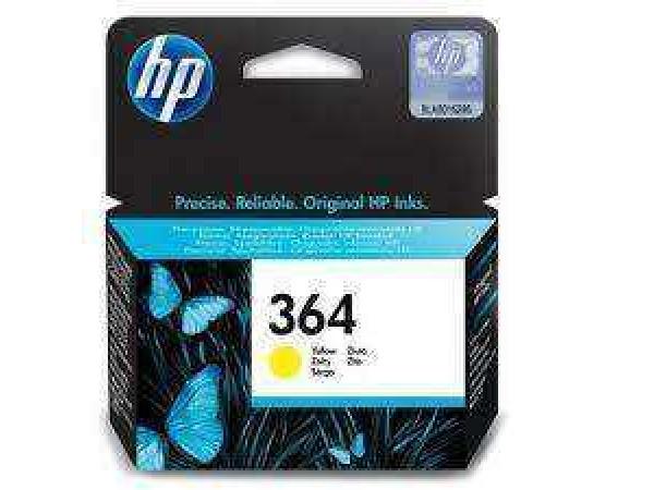 Cartus Original HP 364 Yellow