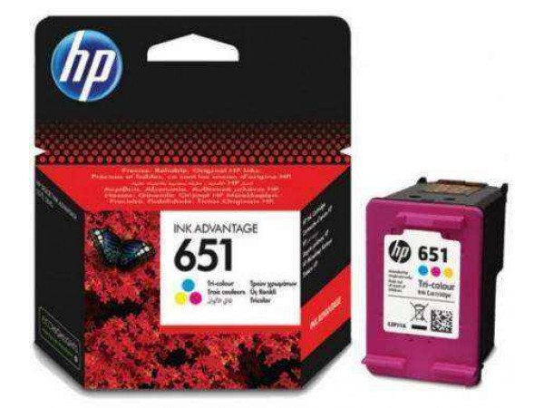 Cartus Original HP 651 Color