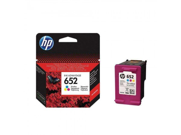 Cartus original HP 652 Color